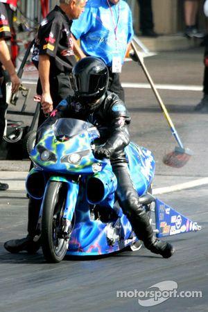 David Hope, Mohegan Sun Racing Buell