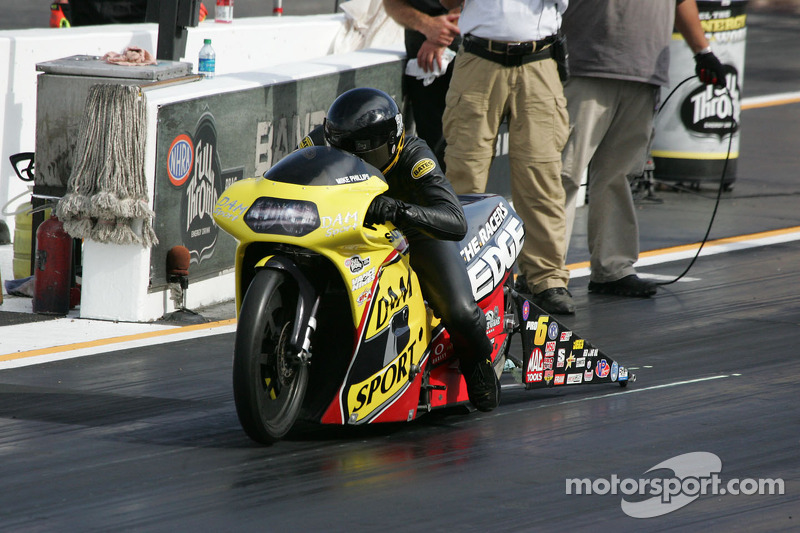 Michael Phillips, Phillips Racing Suzuki