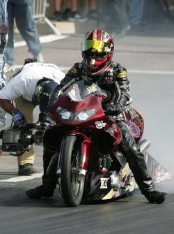 Matt Smith, Al-Anabi Racing Buell
