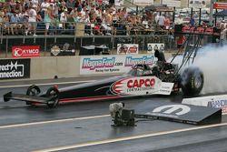 Steve Torrence, Torrence Racing/Tuttle Motorsports