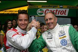Timo Scheider, Abt Sportsline DTM Audi A4 and Hans Stuck