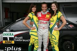 Timo Scheider, Abt Sportsline DTM Audi A4 with Castrol Girls