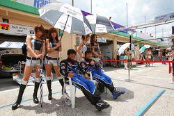 #62 R&d Sport Legacy B4:Tetsuya Yamamoto, Kota Sasaki