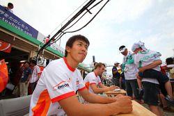 #6 Eneos SC430: Daisuke Ito