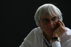Bernie Ecclestone interview