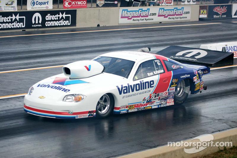 Ron Krisher, Valvoline Chevy Colbalt en Vinnie Deceglie, Mountain View Tire Dodge Stratus