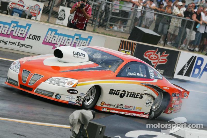 Shane Gray, Tire Kingdom Pontaic GXP