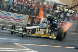 Tony Schumacher, U.S. Army