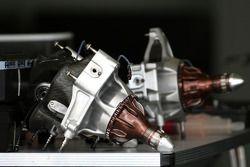 Williams F1 Team fren system