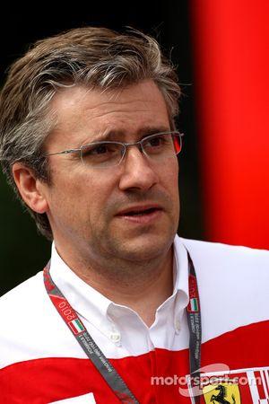 Pat Fry Scuderia Ferrari