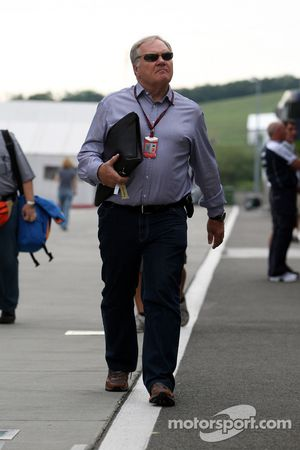Patrick Head, WilliamsF1 Team, Director de ingeniería