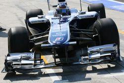 Ala delantera Williams