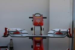 Aileron avant de Ferrari
