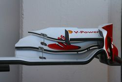 Ala delantera Ferrari