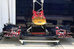 Ala delantera de Toro Rosso