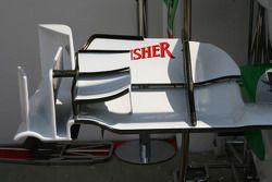 Ala delantera de Force India