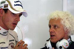 Adrian Sutil, Force India F1 Team, Jorge, padre de Adrian Sutil