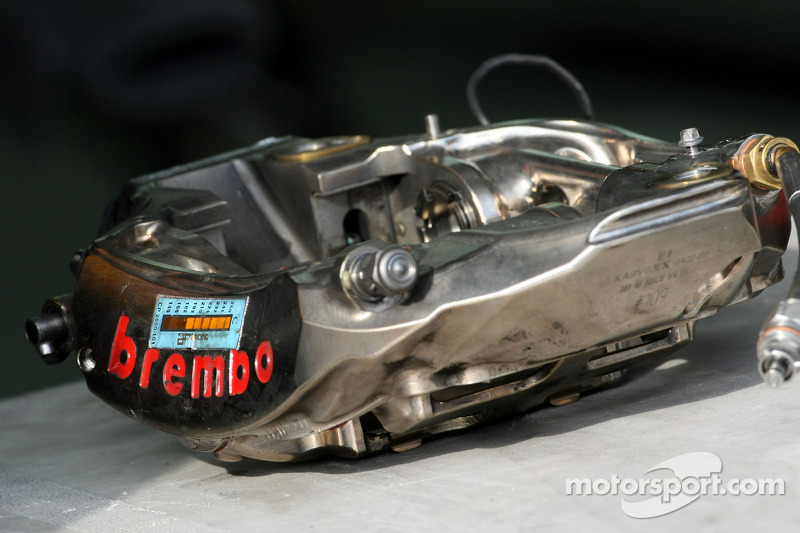 Red Bull Racing brake system, Brembo