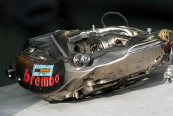 Red Bull Racing brake system, Brembo