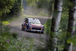 Даниэль Сордо и Марк Марти, Citroën C4 Citroën Total World Rally Team