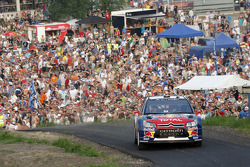 Себастьен Ожье и Жюльен Инграссиа, Citroën C4 WRC, Citroën Junior Team
