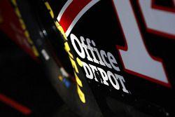 (détail), Tony Stewart, Stewart-Haas Racing Chevrolet