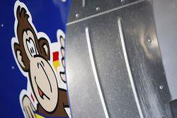 (détail), Martin Truex Jr., Michael Waltrip Racing Toyota