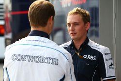 Ingenieros de Cosworth