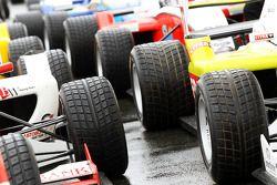 Les pneus pluie