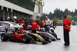 Ricardo Teixeira in the pits