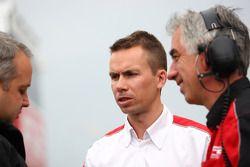 James Goodfield Formula Two Championship Chief Engineer