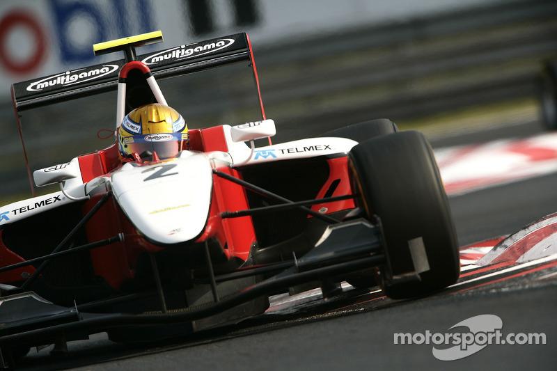 Equipo campeón de la GP3 en 2010: ART Grand Prix