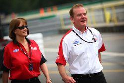 Jonathan Palmer CEO MotorSport Vision