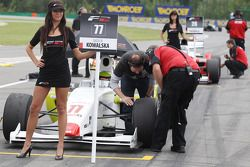 Natalia Kowalska on the grid