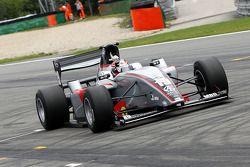Race winner Nicola de Marco