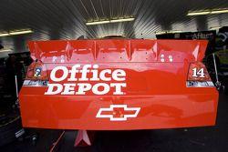 Le panneau TV pour la #14 Office Depot Chevrolet