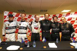 Polepositie voor Jos Menten en Xavier Maassen, 2de Nicky Pastorelli en Dominik Schwager, 3de Ricardo