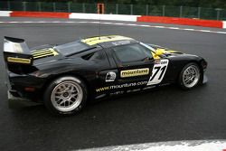 Sortie de La Source, #71 Team RPM Ford GT GT3: Alex Mortimer, Peter Bamford, Matt Griffin