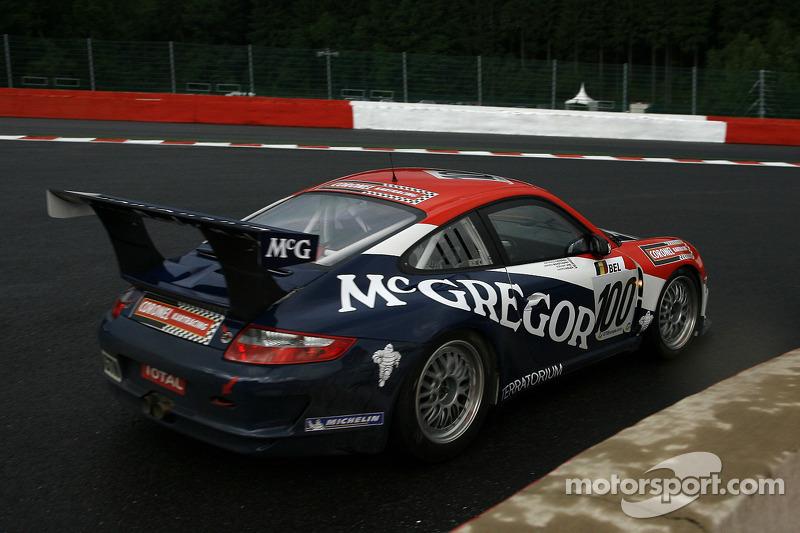 #100 First Motorsport Porsche 997 GT3 Cup S GTN: Hoevert Vos, Jeroen Schothorst, Raymond Coronel, Harrie Kolen