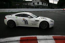 #70 Speed Lover Aston Martin V8 Vintage GT4: Sebastien Viale, Michel De Coster, Pascal Nelissen Grad