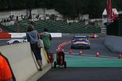 Spin na La Source, #53 Muhlner Motorsport Porsche 911 GT3 RS GT3: Jürgen Häring, Dimitrios Konstanti
