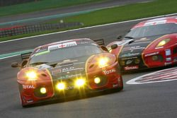 #2 AF Corse - ALD Team Vitaphone Ferrari F430 GT2: Gianmaria Bruni, Bert Longin, Eric Van De Poele, Toni Vilander