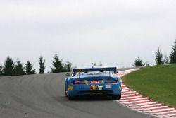#63 Brussels Racing Aston Martin DBRS9 GT3: Christophe D'Ansembourg, Pierre Grivegnée, Jérôme Demay, Pierre Merche