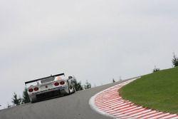 #81 Gravity International Mosler MT 900 GTN: Romain Grosjean, Vincent Radermecker, Diego Alessi, Ron Marchal