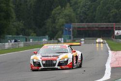 #72 Belgian Audi Club Audi R8 LMS GT3: Greg Franchi, Vincent Vosse, Frank Stippler, Frank Biela