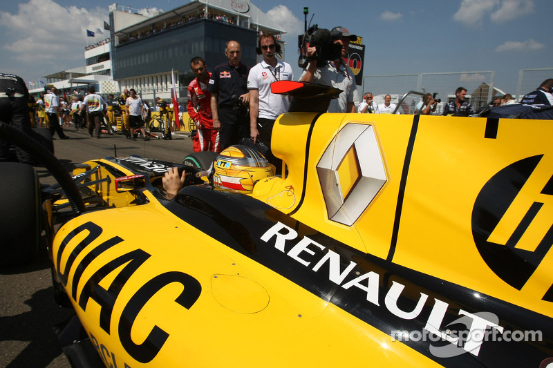 Robert Kubica, GP Węgier 2010