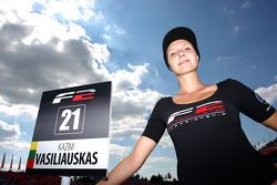 La pit girl de Kazim Vasiliauskas