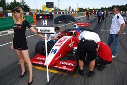 Sergey Aganasiev on the grid