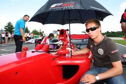 Philipp Eng op de grid