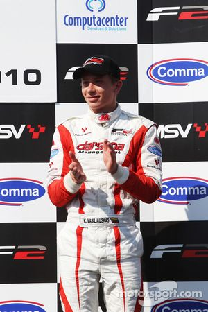 Kazim Vasiliauskas 3rd place